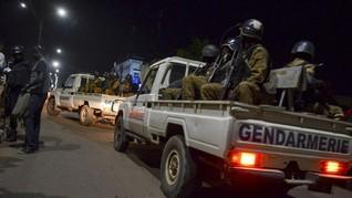 Teroris Kembali Serang Umat Katolik Burkina Faso, 4 Tewas