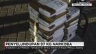 Penyelundupan Kokain 97 Kilogram di Meksiko