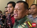 Jenderal Gatot Sebut TNI Terus Sidik Korupsi Helikopter AW