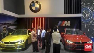 BMW Senada Mercy, Dukung DP 0 Persen Kendaraan