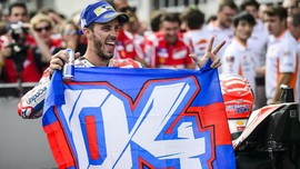 Andrea Dovizioso Juara Sesungguhnya