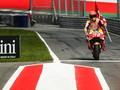 Kecelakaan di Kualifikasi, Marquez Tetap Optimistis di Misano