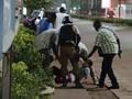 Kepanikan Korban Teror Penembakan Berdarah di Burkina Faso