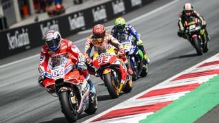 Dovizioso: Pebalap MotoGP Tak Punya Batas Kemampuan