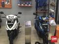 Skutik Terbaru Suzuki Address Boyong 15 'Baju Baru'