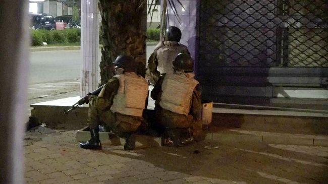 Bebaskan Sandera di Burkina Faso, 2 Tentara Prancis Tewas