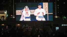 Nikahi Pria Belanda, Mas Kawin Putri Malaysia Hanya Rp70 Ribu