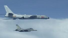 China Kerahkan Pesawat Pengebom Nuklir ke Laut China Selatan