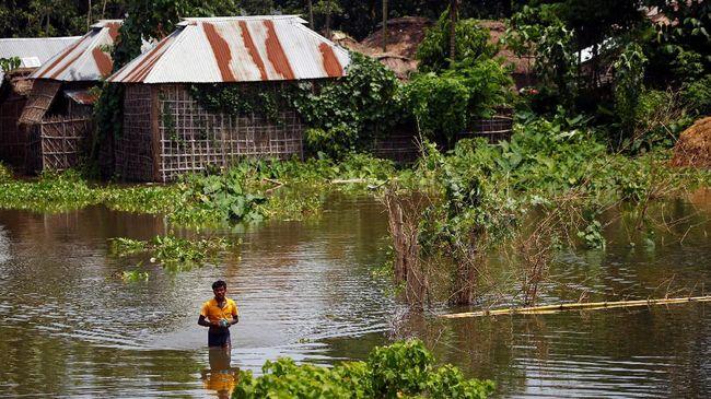 Banjir Bandang di Nepal Menewaskan 30 Orang