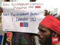 Tanpa Izin Polisi, Aksi Referendum Papua Diklaim Tetap Damai