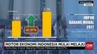Motor Ekonomi Indonesia Mulai Melaju
