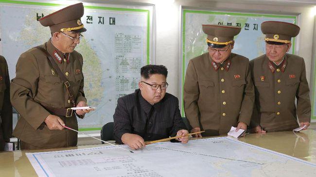Korea Utara Ancam Tenggelamkan Jepang