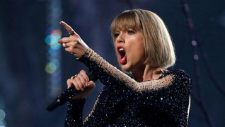 Idris Elba Ungkap Konflik Taylor Swift & Kanye di Met Gala