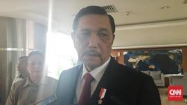 Luhut Minta Prabowo Tak Sesatkan Masyarakat dengan Data Salah