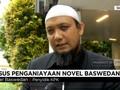 Novel Baswedan Maafkan Pelaku Teror Air Keras