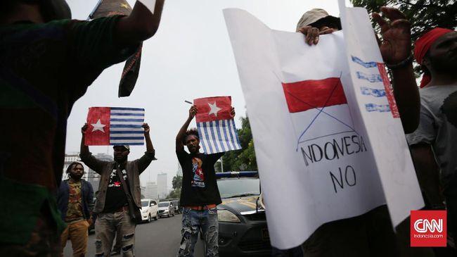 Desakan Papua Merdeka Kembali Mengemuka