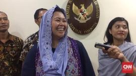 Yenny Wahid Akui 'Dipinang' Prabowo untuk Jadi Cagub Jatim