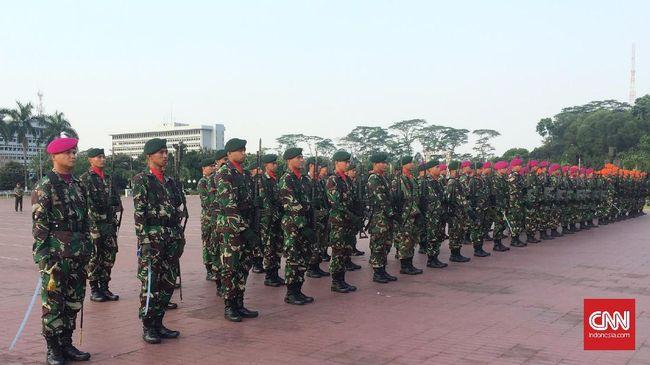 Revisi UU Bukan Jawaban untuk Pelibatan TNI Perangi Terorisme