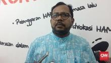 Haris Azhar: Ngapain Untungkan Pihak Berkasus HAM?