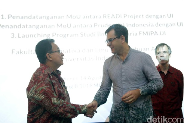 UI Jalin Kerjasama Prudential Indonesia