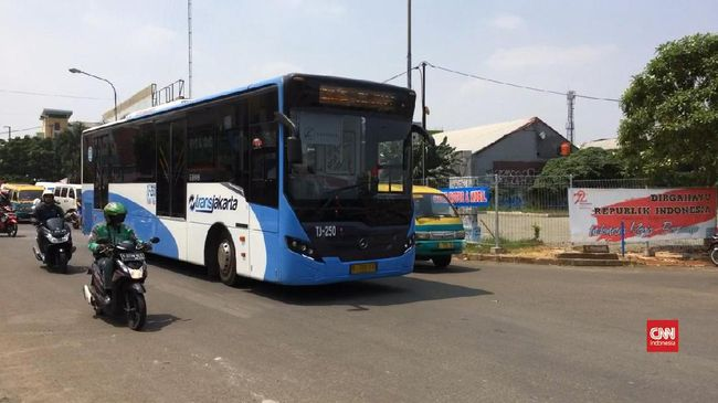 Jalan Layang Khusus Busway, Agar Cinta Angkutan Umum