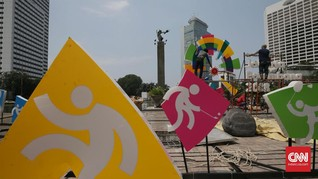 Jakarta Hadirkan Pemandu Wisata selama Asian Games 2018