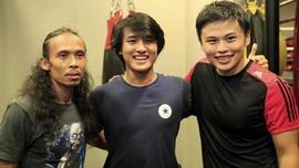 Stuntfighter 'The Raid,' Berkelahi sampai Dibanting ke Aspal