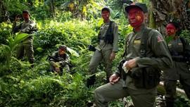 FOTO: Wajah Generasi Baru Pemberontak Komunis Filipina