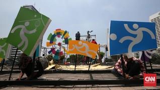 Hadapi Asian Games, Pemprov DKI Benahi Kualitas Lingkungan