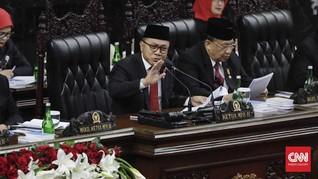 MPR Dukung Pemerintah Kurangi Ketimpangan Sosial
