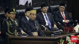 Jokowi Tak Tersinggung Doa Tifatul Sembiring