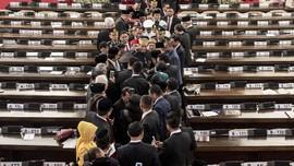 KPU Tetapkan Jatah Kursi DPR 2019-2024 Akhir Pekan Ini