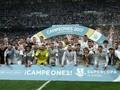 FOTO: Real Madrid Hancurkan Barca di El Clasico