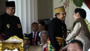 Darmin: Pertemuan Megawati-SBY Tak Beri Dampak pada Ekonomi