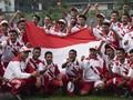 Jelang Indonesia vs Filipina, Skuat Timnas U-22 Gelar Upacara