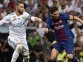 Sumpah Serapah Messi kepada Ramos di El Clasico