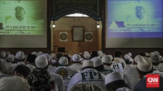 FPI Sebut Caleg PDIP Manfaatkan Rizieq Raup Suara Pemilu