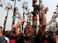 FOTO: Berlomba Merayakan Persatuan di Hari Kemerdekaan