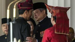 Jokowi Klaim Dapat Masukan dari SBY Soal Ekonomi RI