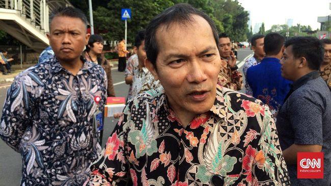 KPK Dorong DPR Buat Pansus Ratifikasi Konvensi Antikorupsi