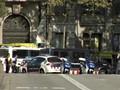 Mobil Tabrak Kerumunan Orang di Barcelona