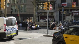 Korban Teror Barcelona Berasal dari 24 Negara