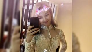 Hyoyeon Pakai Kebaya, Netizen Heboh Puji Kecantikannya