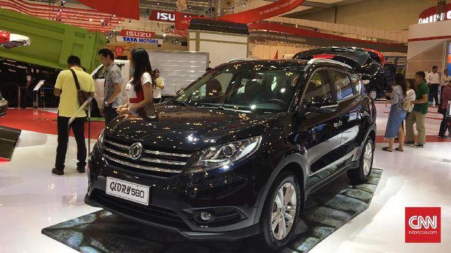 SUV Baru DFSK Diperkenalkan Sebelum Bulan Ramadan 2019