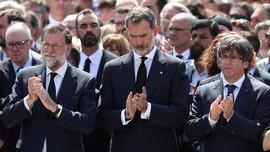 Korban Teror Barcelona Bertambah Jadi 14 Orang