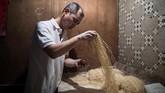 Mi adalah makanan paling favorit sekaligus mesin pengeruk keuntungan di kota yang penuh dengan makanan enak dan terjangkau seperti Hong Kong. (AFP PHOTO / Dale DE LA REY)