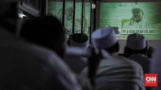 FPI Luruskan Maksud Rizieq Shihab soal Anak Kader PKI