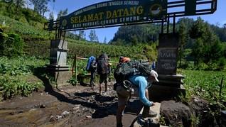 Dibuka 4 April, Pendakian Semeru Dibatasi Sampai Kali Mati