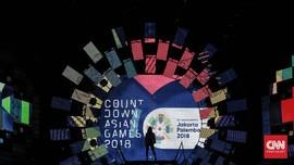 Pembukaan Asian Games 2018 Targetkan Miliaran Penonton