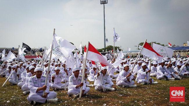 Istana Bantah Zalim Terhadap FPI soal Izin SKT Ormas